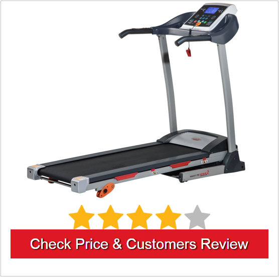 ADJUSTABLE INCLINE BLUETOOTH NERO PRO TREADMILL Electric Folding Running Machine Ausdauertraining Fitness & Jogging
