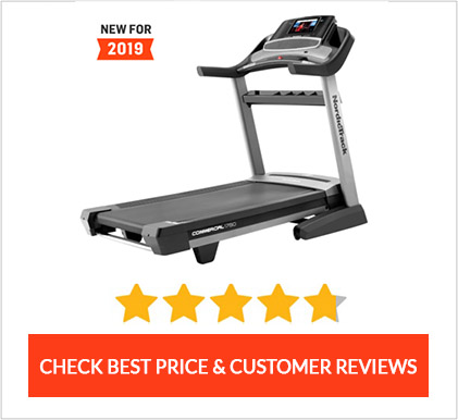 Best Treadmill for 2019 - Nordictrack 1750
