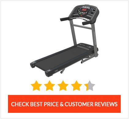 Horizon T202 Treadmill Best Price