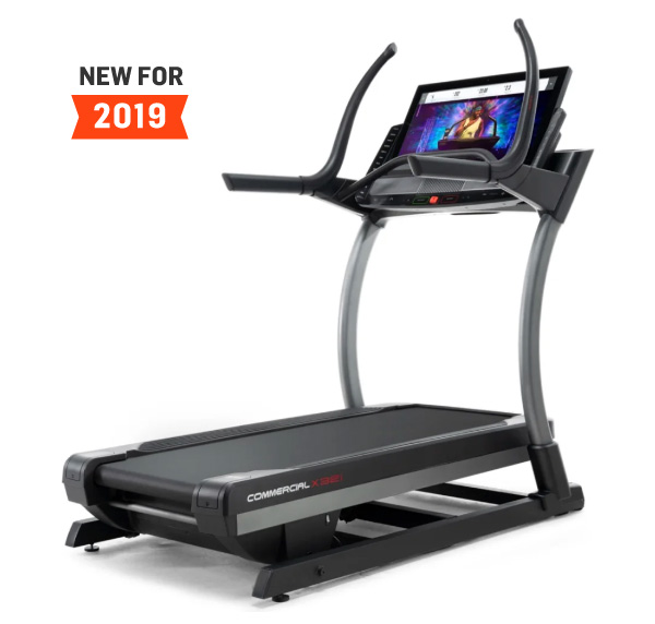 NordicTrack x32i Incline Treadmill - Best Treadmill 2019 Award