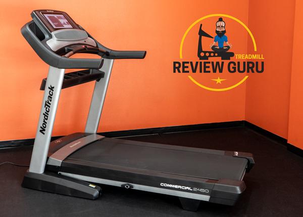 NordicTrack 2450 Treadmill - Best Treadmill for Runners 2019 Award