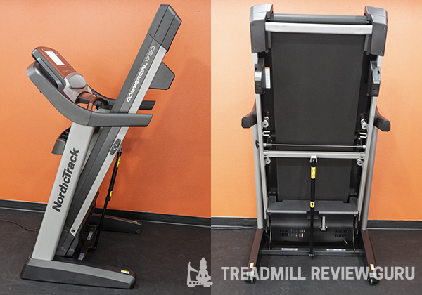 NordicTrack Commercial 1750 Folding