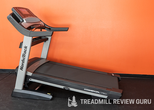 NordicTrack Commercial 1750 Incline and Decline