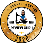 Honorable Mention Treadmill 2020