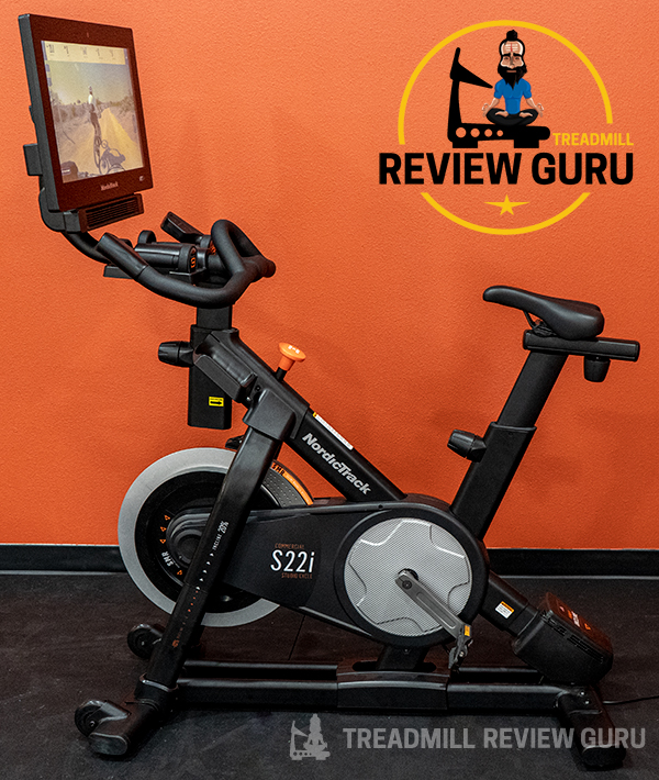 Nordictrack S22i - Best Exercise Bike of 2020