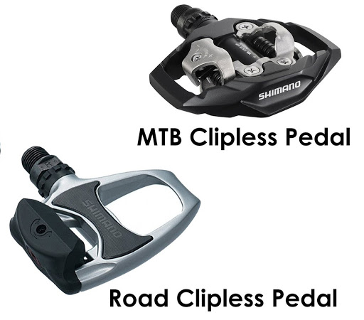 Exercise Bike Pedals: Flat vs. Clipless