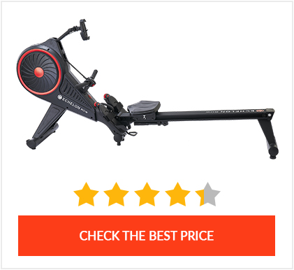 Best Rower for Beginners Echelon SmartRower