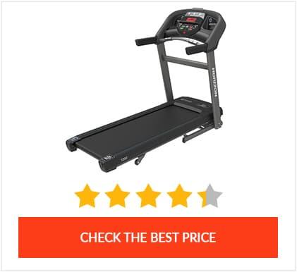 Horizon T202 Compact Treadmill