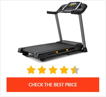 NordicTrack T 6.5 Si Compact Treadmill