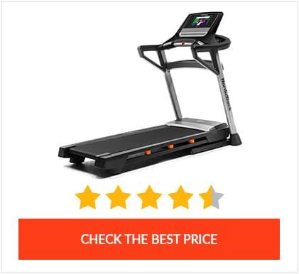 NordicTrack 8.5 S Compact Treadmill