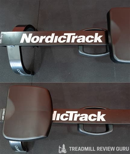 Nordictrack RW500 Rower Seat