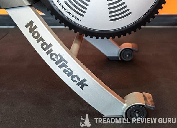 Nordictrack RW500 Rower Wheels