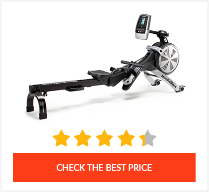 Best Tech Rower NordicTrack RW900