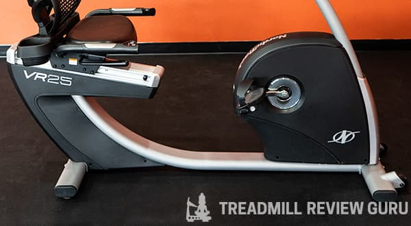 NordicTrack VR25 Recumbent Bike Frame