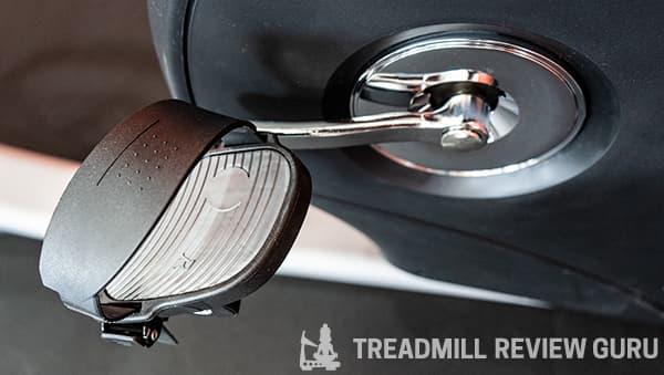 NordicTrack VR25 Recumbent Bike Pedals