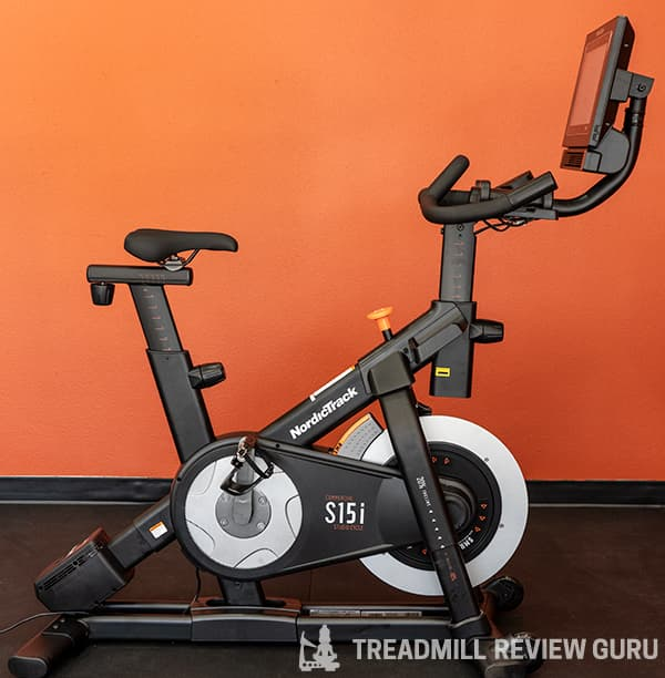 NordicTrack s15 Exercise Bike Review