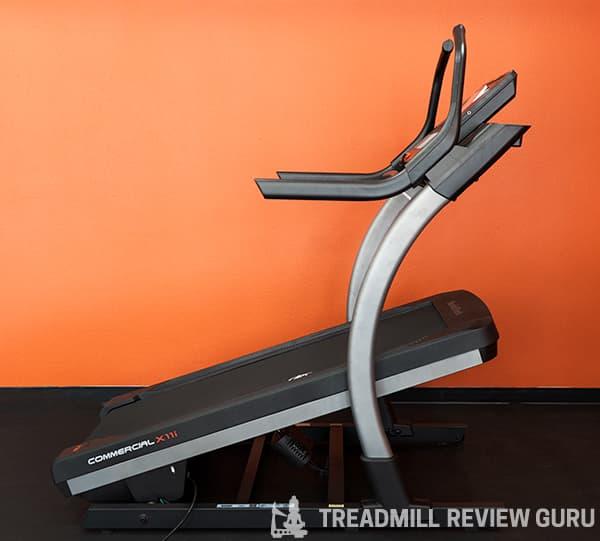 NordicTrack X11i Treadmill 40% Incline