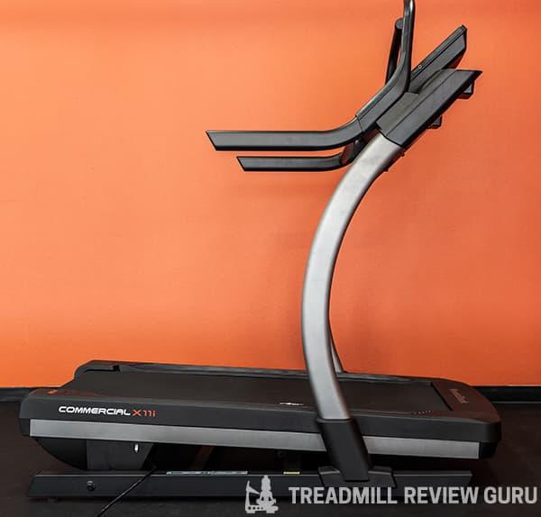 NordicTrack X11i Treadmill Decline