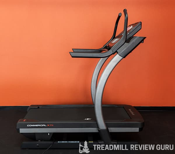NordicTrack X11i Incline Trainer Treadmill Review