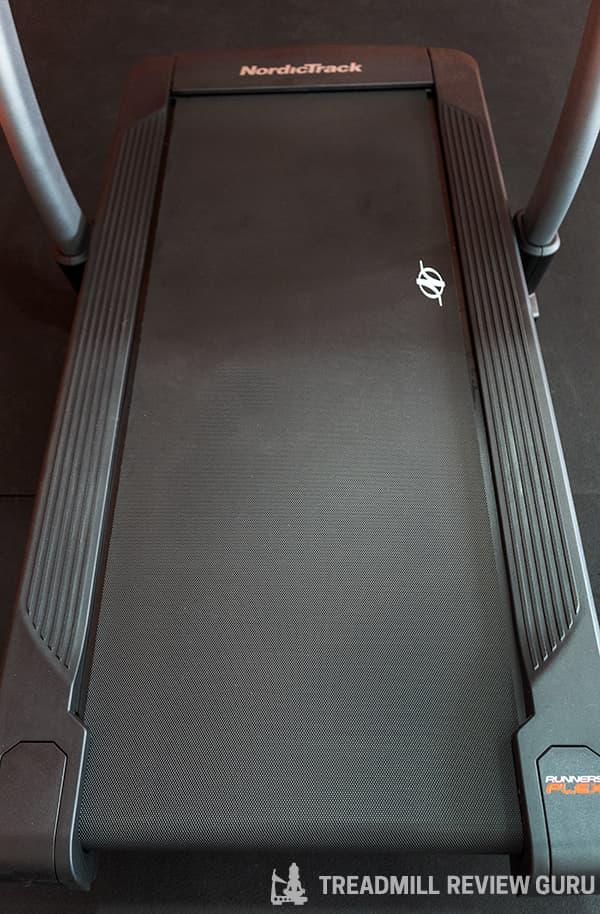 NordicTrack X11i Treadmill Deck