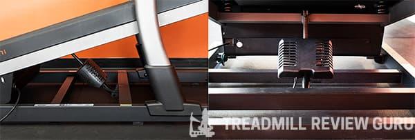 NordicTrack X11i Treadmill Frame