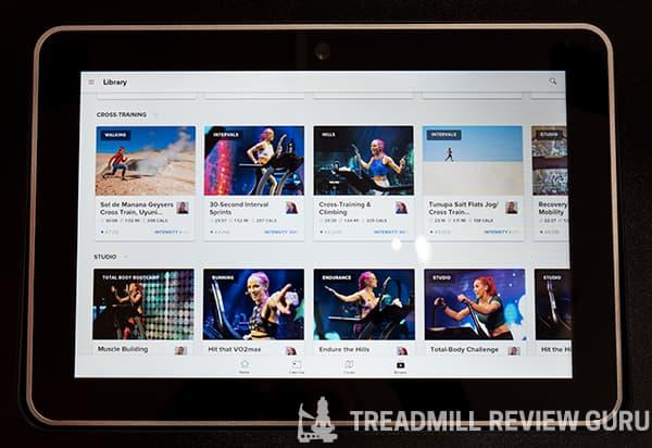 NordicTrack X11i Treadmill iFit
