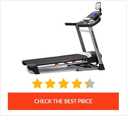ProForm SMART Performance  800i Compact Treadmill