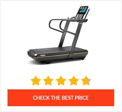 Best Biofeedback Treadmill - Technogym SkillRun TX 500
