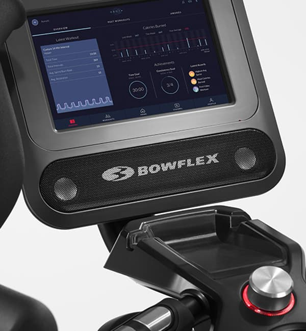 Bowflex Max Trainer tension knob