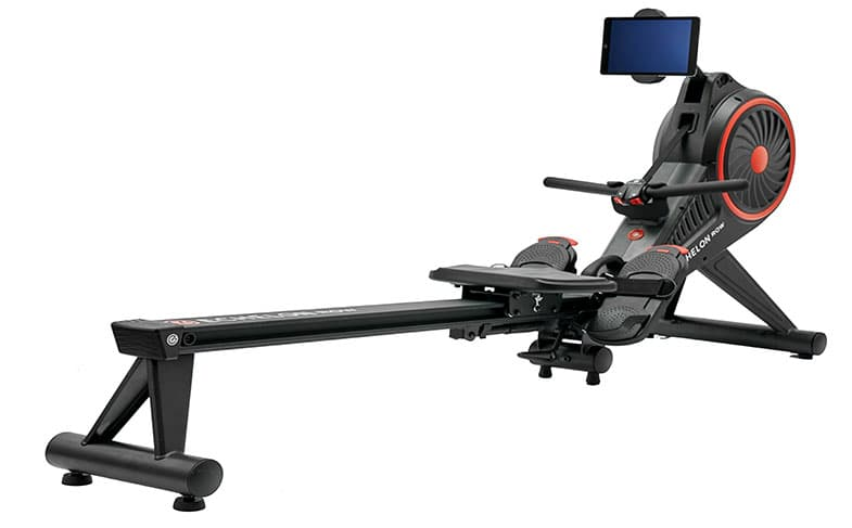 Echelon Smart Rower Construction