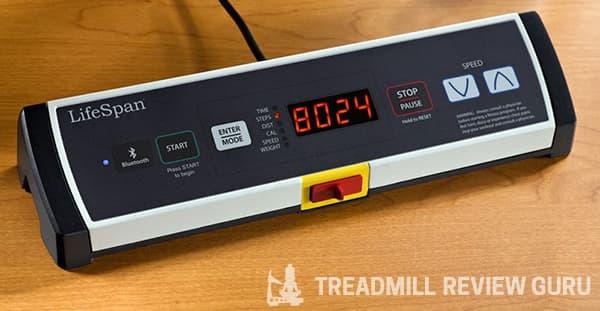 LifeSpan TR1200 console