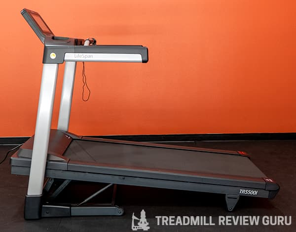 LifeSpan TR5500i Incline