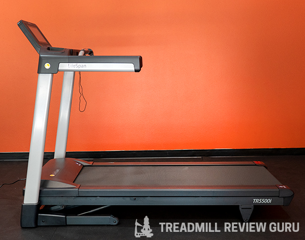 LifeSpan TR5500i Review