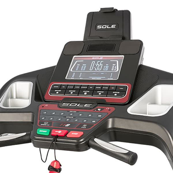Sole TT8 Console side view