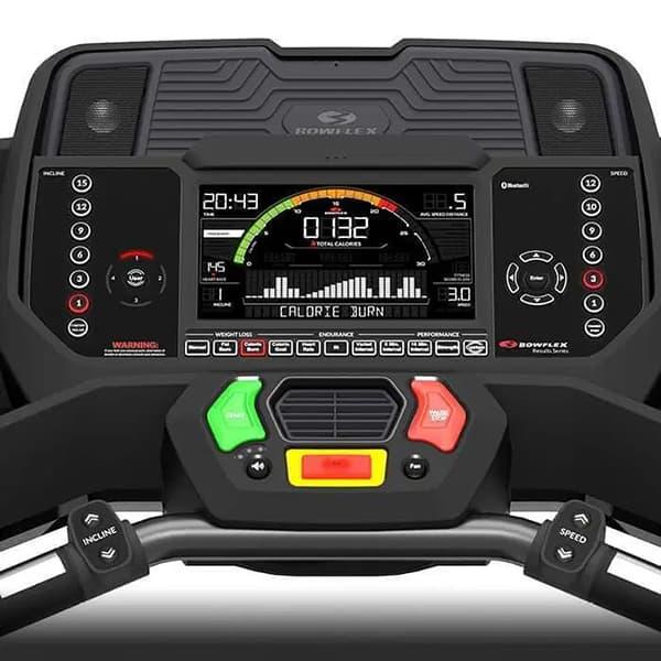 Bowflex BXT216 console