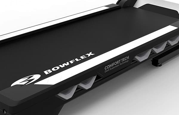 Bowflex BXT216 cushioning
