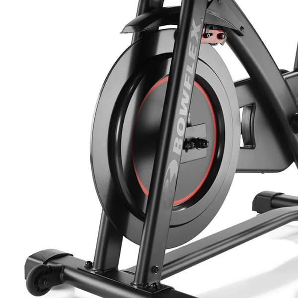 Bowflex C6 exercise bike flywheel