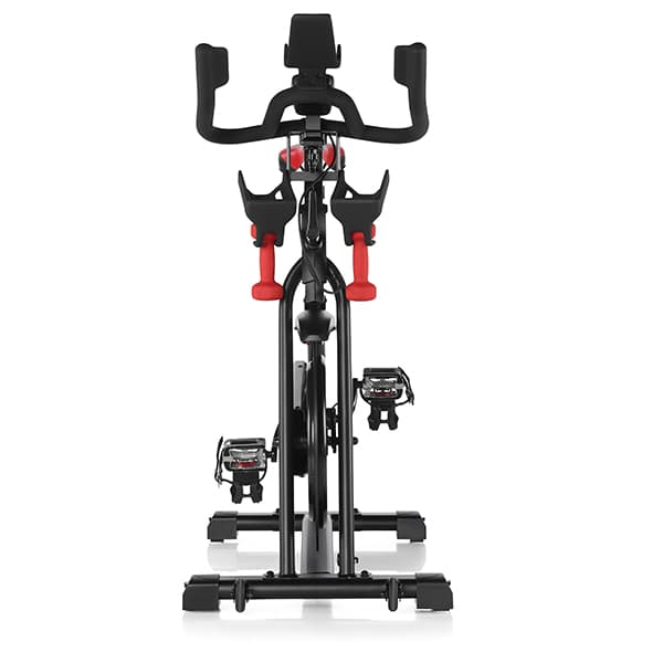 Bowflex C6 exercise bike rear view