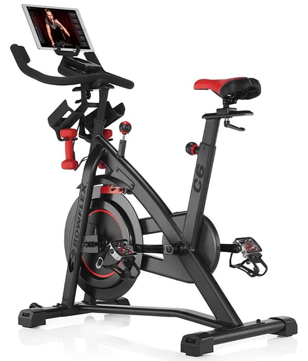 Bowflex C6 exercise bike frame