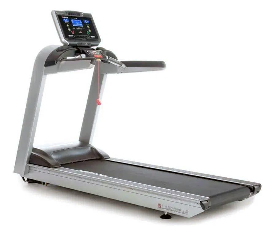 Landice L8 Cardio treadmill review
