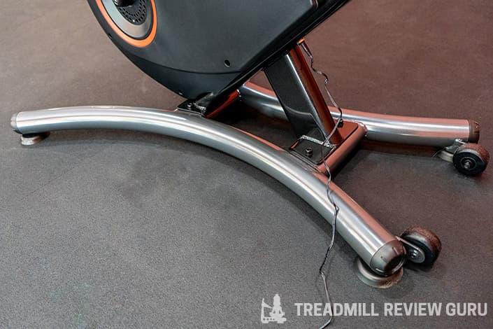 LifeSpan Cycle Boxer wheels