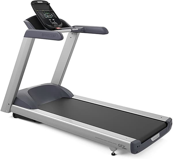 Precor TRM 445 treadmill review
