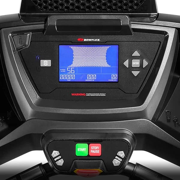 Bowflex Treadclimber TC100 screen