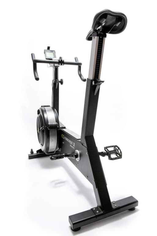 Concept BikeERG frame