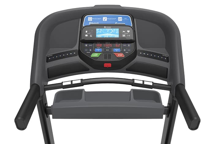 Horizon T303 Treadmill Handlebars