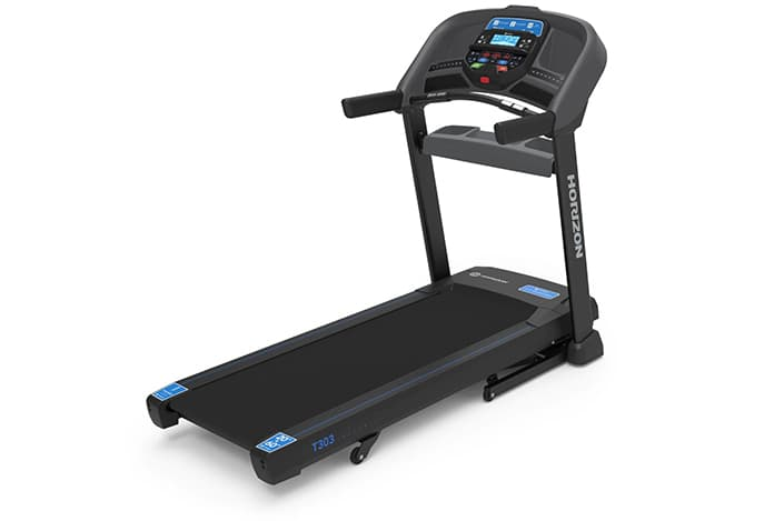 Horizon T303 Treadmill Review 2020