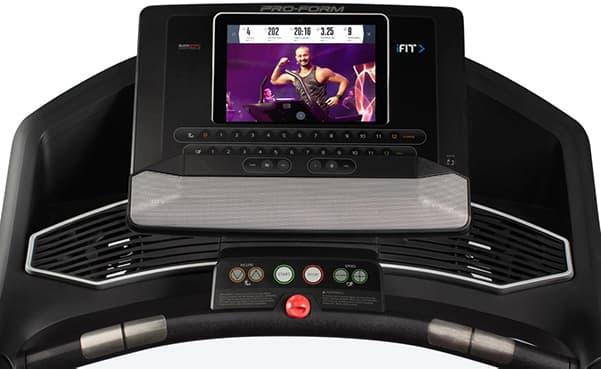 ProForm Carbon 10 console