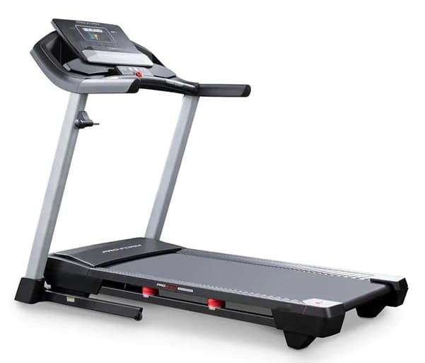 ProForm Carbon T7 folding treadmill frame