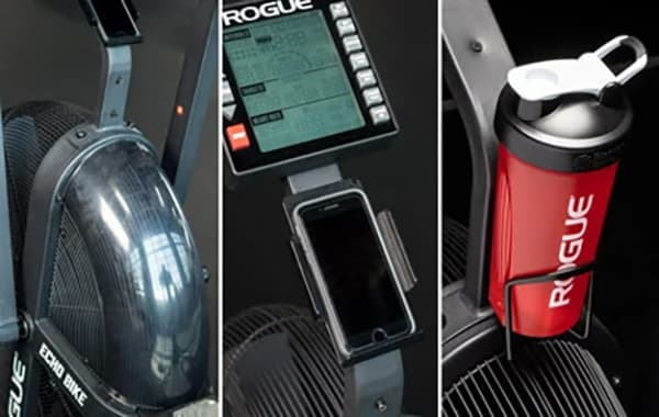 Rogue Echo Airbike accessories