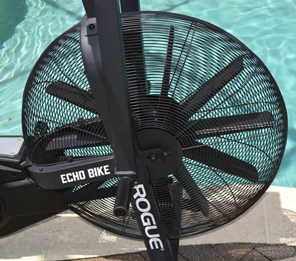 Rogue Echo Airbike flywheel